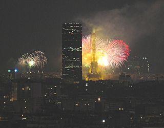 2009 Tour Eiffel