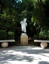 Minotaure romain en marbre