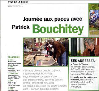 Marché aux Puces Paris Flea Market Bouchitey Antiquités Brocante