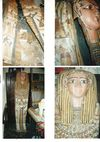 Catherine Burgues - Sarcophage Egypte