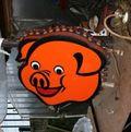 Marché aux Puces Paris Flea Market Cochon