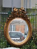 Puces de Vanves Paris Flea Market Miroir 6