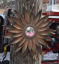 Puces de Vanves Paris Flea Market Miroir sorcière 49