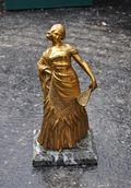Puces de Vanves Paris Flea Market Bronze Nannini 10