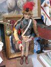 Puces de Vanves Paris Antiques Flea Market - Petit soldat
