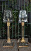 Puces de Vanves Paris Flea Market Lampes 1