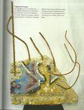 Puces de Vanves Paris Flea Market  Futur Antérieur Fragment de fresque