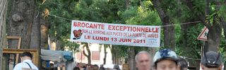 Puces de Vanves Paris Flea Market 13 Juin - Brocante Exceptionnelle 3