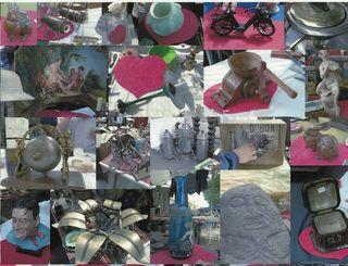 Puces de Vanves Paris Flea Market Objet du Coeur 2011:2