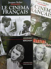 Marché Puces Porte Vanves Paris Antiques Flea Market - Livres Ramsay Cinéma