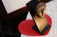 Marché Puces Porte Vanves Paris Antiques Flea Market - André Derain, bronze