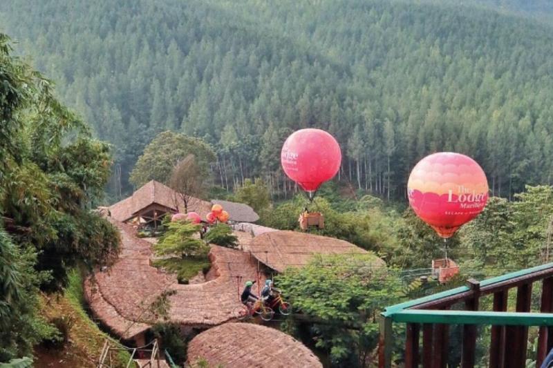 Tempat Wisata Paling Populer di Bandung