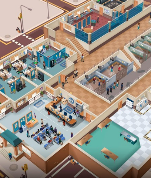 Idle Police Tycoon Mod Apk All Version 2020